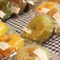 「雑貨屋Tickle。」さんでベーグル&野菜シフォンの販売と整復イベントをしました。